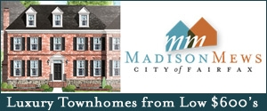 New Homes-Townhomes in Ballston & Mclean