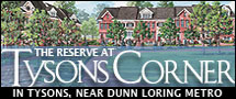 Tysons Corner Townhomes-SOLD-OUT!-Call 703-314-4314 for Resales.